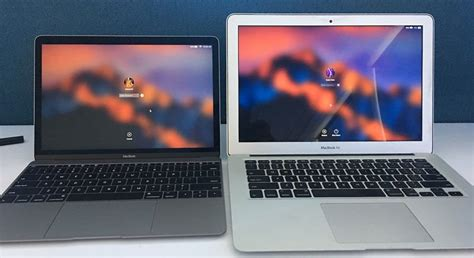 Mac Air macbook air vs macbook which is the best lightweight mac