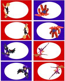 big hero 6 free birthday party printables delicate construction