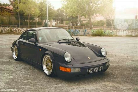 Porsche 911 Lowered Automotive Pinterest