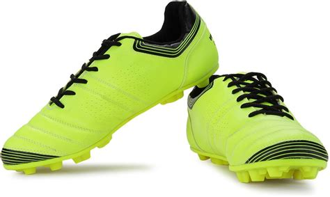 football shoes flipkart vector x chaser ii football shoes buy green black color