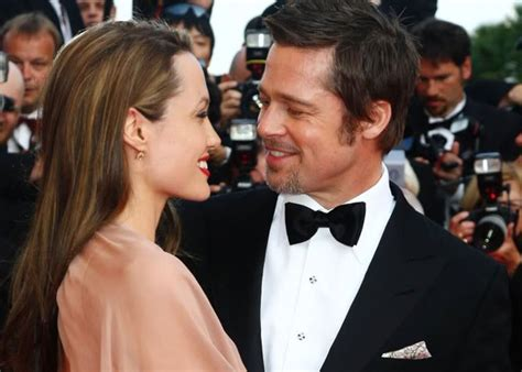 Angelinas Mothers Resting Place Is The Bahamas by Brad Pitt Planning Four Wedding Ceremonies