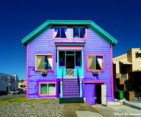 imagenes fachadas verdes 7 casas de colores que te sorprender 225 n blogdecoraciones