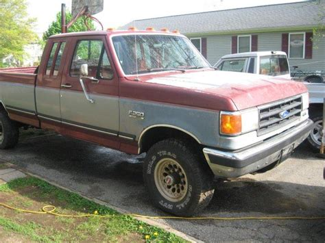 1991 ford f250 for sale portugueseboii 1991 ford f250 crew cab specs photos