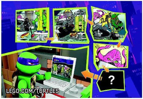 Lego Tmnt 79100 Kraang Lab Escape lego kraang lab escape 79100 mutant turtles