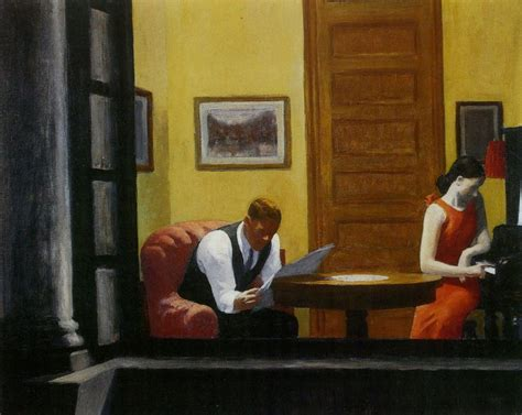 tailoring room nyc edward hopper paintings