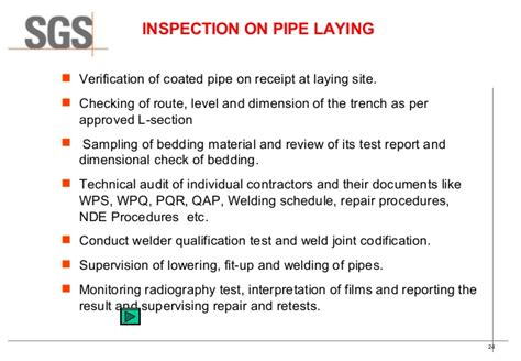 quality control amp quality assurance of ms pipeline
