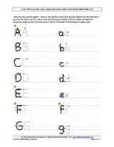 left handwriting  kids practice worksheet  personalize  kids left   handed