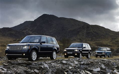 black range rover wallpaper range rover full hd wallpaper and background image