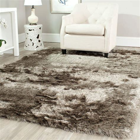 Shag Area Rugs Safavieh Shag 8 Ft X 10 Ft Area Rug Sg511