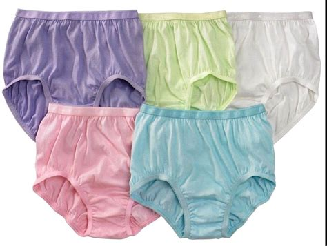 comfort choice panties 5 pair nylon comfort choice brief panties plus size queen