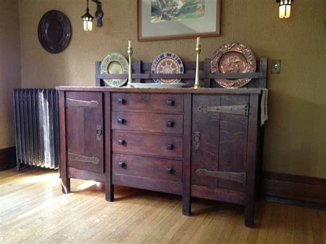 antique dining room buffet antique stickley sideboard