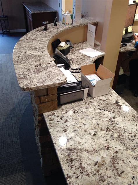 Granite Reception Desk 30 Best Images About Auto Shop On Waiting Area Receptions And Self Storage