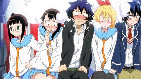 nisekoi anime image gallery nisekoi anime 2014