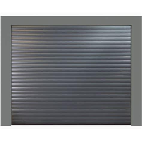 porte de garage enroulable 240 x 200 couleur ral 7016 porte enroulable standard