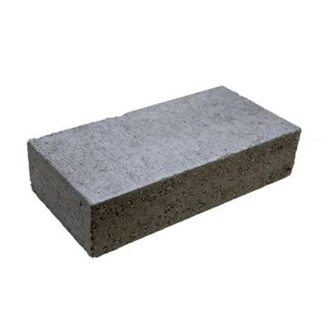 4 in x 8 in x 16 in gray concrete block 100002752 the