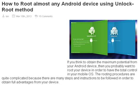 how to root any android 15 android rooting tutorials that works