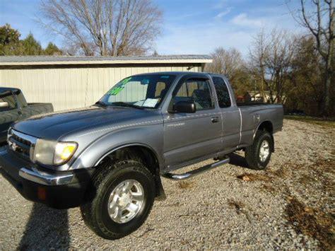 1998 Toyota Tacoma Xtracab Used Cars Ferguson Used Trucks Bronston Burnside