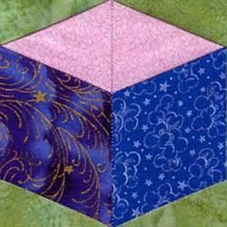 baby block quilt block pattern