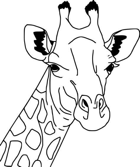 Coloriage Girafe Dessin 224 Imprimer Sur Coloriages Info