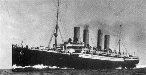 barco de vapor sirius blueriband