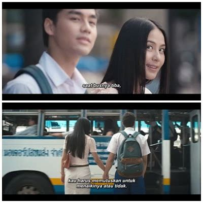 Quotes Film Thailand First Kiss | wanderlust sinopsis first kiss thai movie