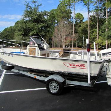 power boat auctions usa boston whaler 1986 for sale for 100 boats from usa