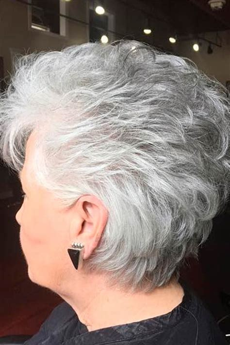 funky hairstyles for over 50 ladies 20 trendy short haircuts for women over 50 short