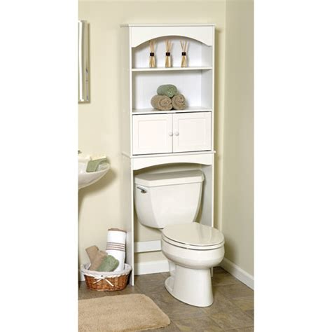 over the toilet storage walmart white wood spacesaver with cabinet walmart com