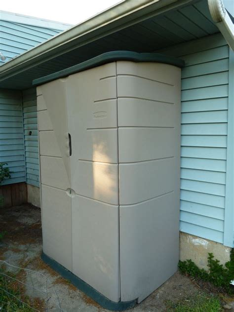 Outdoor Storage Shed by Review Rubbermaid Resin Outdoor Storage Shed