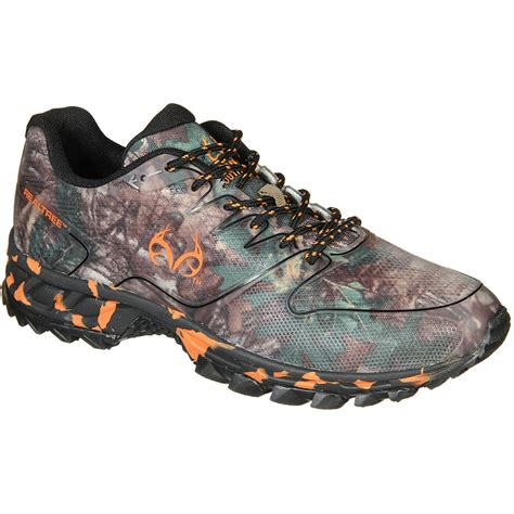 realtree shoes realtree outfitters s cobra hiking shoes hiking