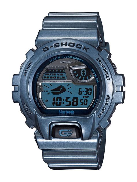 Smartwatch G Shock casio s smart gets a sync with iphone mobile gameroids