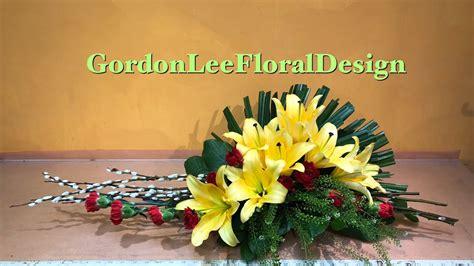 gordon new year flower arrangement b166 賀年鮮花擺設 new year flower arrangement