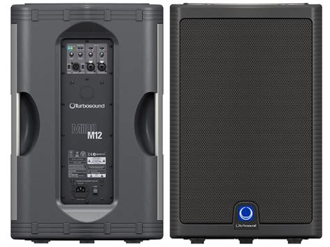 Wifi Portable Yang Bagus Turbosound Milan M12 2 Cajas Activas Lificadas 2200w