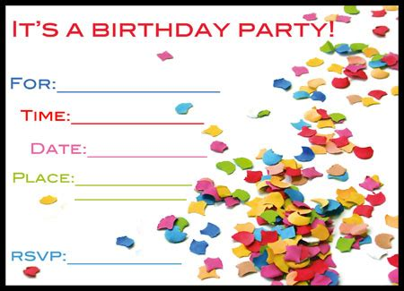 printable birthday invitation cards with photo freeecardsbirthdayfunny ecards birthday funny free