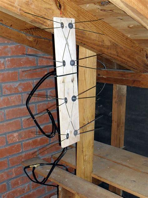 hdtv antenna attic newsonairorg