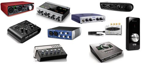 Focusrite Studio 2nd Soundcard Audio Interace the top 10 best audio interfaces for your recording needs