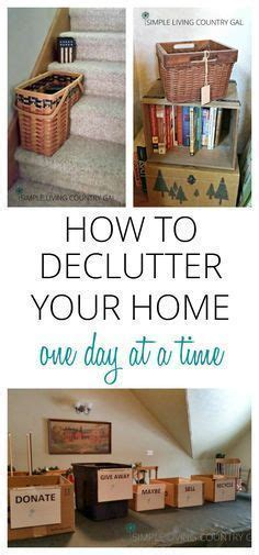 how to declutter your home without the overwhelm and