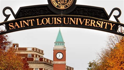 Mba St Louis by St Louis Renames Business School After