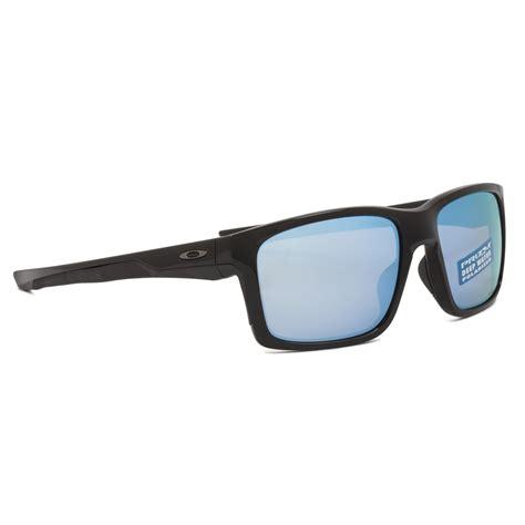 Mainlink Black Doff Polarized oakley mainlink sunglasses oo9264 21 black frame prizm salt water polarized ebay