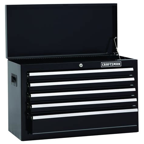 Craftsman 5 Drawer by Craftsman 26 In Wide 5 Drawer Standard Duty Bearing