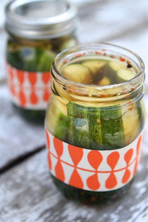 Handmade Pickles - dill pickles cinema spice