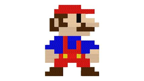 Kitchen Design Software by Video Game Design Free Classic Mario Daily Embroidery