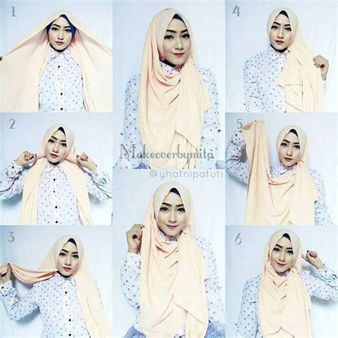 tutorial hijab berkacamata terbaru 207 best hijab tutorial images on pinterest