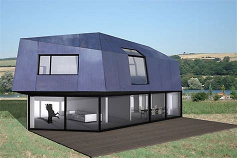 houses in the future eco homes solar powered house of the future by fabi architects ecofriend