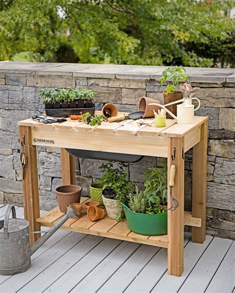 gardeners potting bench 77 best images about yard ideas on pinterest creative