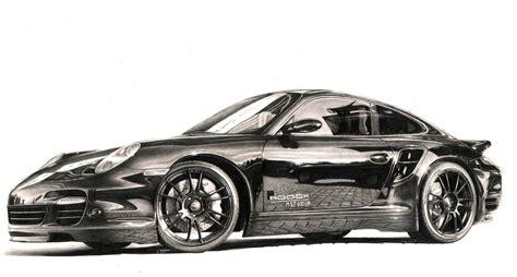 Porsche 911 Sketches by Roock Porsche 911 Turbo R By Dron4ik On Deviantart