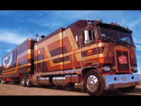 Semi Trucks With Big Sleepers For Sale by Custom Semi Trucks Clayton Big Sleeper On The