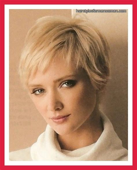 short hair styles off the face 100 best short haircuts for round faces and thin hair