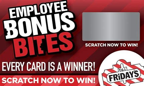 Gift Card Incentives For Employees - employee incentive scratch off cards promo printing group
