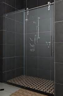 sliding doors shower showerhaus sliding glass shower doors